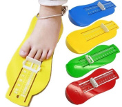Foot Measuring Device ,Sunbona Baby Kids Foot Length Measure Tool Shoes Size Measuring Gauge Fitting Device