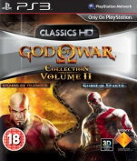 God of War Collection Volume II-PS3