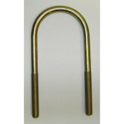 AP Products 014-132049 U-Bolt 1.3cm -50cm x 18cm for 7.6cm Tube