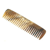 ABBEYHORN SMALL OXHORN POCKET COMB 90MM
