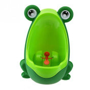 Baby Boy Potty Toilet Training Frog Style Children Stand Vertical Urinal Boys Penico Pee Infant Toddler Wall-Mounted Urinals