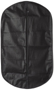 Smart black suit garment clothes cover bag - suit size