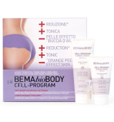Bema Bio Body Cell Programme Butt and Thigh Cellulite reduction, Lifting and Firming Kit – 2 weeks' intensive programme 100% ORGANIC