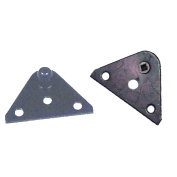 AP Products 010-078 Flat Gas Prop Bracket