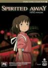 Spirited Away (Blu-ray/DVD with Artbook)  [Region B] [Blu-ray]