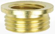 Jandorf 60146 Reducer, 1/4 in M X 1/8 in F, Brass