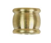 Jandorf 60150 Lamp Coupling, 0.6cm X 0.3cm FIP, Solid Brass