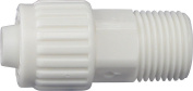 Flair-It 16852 Tube to Pipe Adapter, 1.3cm x 1cm , PEX x MPT