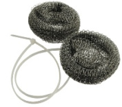 DRAIN HOSE METAL LINT SCREEN