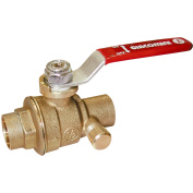 Low Lead Full Port Ball Valves With Waste Solder End
