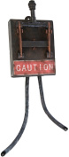 Kill Switch Prisoner Execution Caution Lever Light Up Decoration