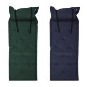 Outdoor Camping Folding Self Inflating Air Mat Hiking Damp Proof Sleeping Bed