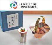 It is a present present (with the core) on competition for / Shinko metal Tsubame-shi, Niigata bottle and cup / copper product thermal conductivity high quality / pro craftsman fashion / sake shochu drink pitcher / nostalgic stylish (fashion) / cold wate
