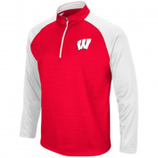 Colosseum Men's NCAA-Setter 1/4 Zip Fleece Pullover