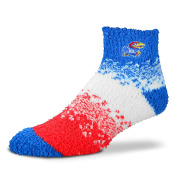 For Bare Feet NCAA Marquee Sleep Soft Socks-One Size Fits Most
