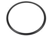 Lagostina 094020070001 Gasket for Clipso Minut Duo, 24.5 cm, Black
