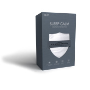 Sleep Calm Nonwoven Zippered Box Spring Encasement with Bed Bug Defence, Twin