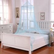 Galaxy Collapsible Hoop Sheer Bed Canopy