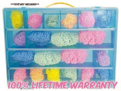 Life Made Better Storage Organiser. Fits Over 20 Foam Bundles. Compatible With PlayFoam TM Toys