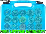 Life Made Better Toy Storage Organiser. Fits Up to 30 Figures. Compatible With Beyblades TM And Accessories