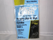 Eureka Vacuum Bags Style L Allergen MicroLined