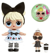 Friended Magic L.O.L Surprise Doll Lovely Egg Ball Toy with Match Accessory for Children