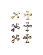 ESTROSA Cross – Pack of 6
