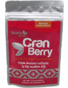 Nativ For Life Cranberry 100% Powder