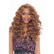Harlem125 Synthetic Crochet Hair Kima Braid - OCEAN WAVE 36cm