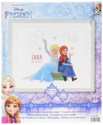 Disney Frozen 'Sisters Forever' Counted Cross Stitch Kit