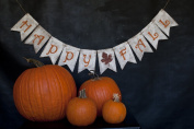 Fall Decoration, Happy Fall Banner, Fall Décor