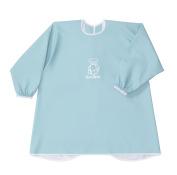 BABYBJORN Long Sleeve Bib, Turquoise
