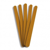 5 PIECES Donegal Nail Files Grit Straight Double Sided Emery Board Paper