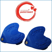 JD RAZOR/ Jay D laser Pocket Board JK-200/ pocket board kick skater kickboard skater birthday present GIFT gift