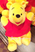 ( 1) Pooh pooh Tokyo Disney Resort-limited Tokyo Disney Resort souvenir bag includes it to a golf club head cover including the Winnie-the-Pooh sewing!