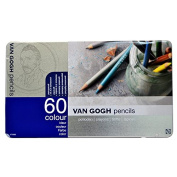 Van Gogh coloured pencil 60 colours T9773-0065