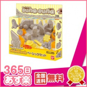 Do not make suna suna sunablock sand, and is mysterious; do not do it; a toy of the BANDAI BANDAI playground equipment, paste
