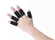 ZCSMg Ten Pcs Durable Sport Aid Arthritis Wrap Finger Protector Sleeve Support