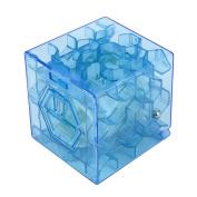 Fullfun Adult Kids 3D Cube Puzzle Money Maze Bank Brain Teaser Puzzles Toys