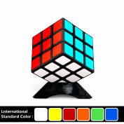 BenRan Speed Cube, Smooth Cornering Puzzle Cube, Easily Twist With Superior Cornering, Eco-Friendly ABS Plastics