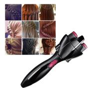cuhair 1pc DIY Hair Styling Tools Automatic Twist Braid Knitted Device Four head Hair Braider Machine Hair Styling Hair Accessories Beauty Tools