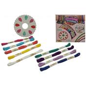 Kreative Kids Make Your Own Friendship Bracelets Craft Activity Kit
