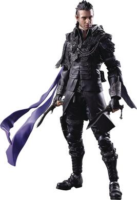 Final Fantasy STL038225 XV Kingsglaive Play Arts Kai Nyx Ulric Action Figure