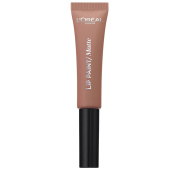L'Oreal Paris Infallible Nudist Matte Lip Paint - 209 Nude On Fleek 8ml