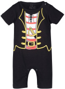 Mombebe Baby Boys' Pirate Costume Romper