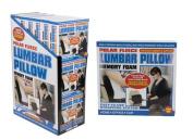 PMS Memory Foam Lumbar Pillow