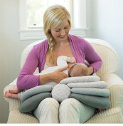 Butterfly Multi-functional Nursing Pillow For Breastfeeding Baby