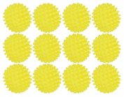 Set of 12 Quality Dryer Balls - Softens Fabrics Naturally - Reusable - Hypoallergenic - Cuts Drying Time!