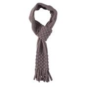 Knit Pull Thru Scarf