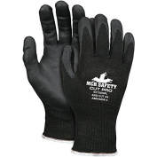 MCR Safety Cut Pro Nitrile Gloves, 10 ga, Large